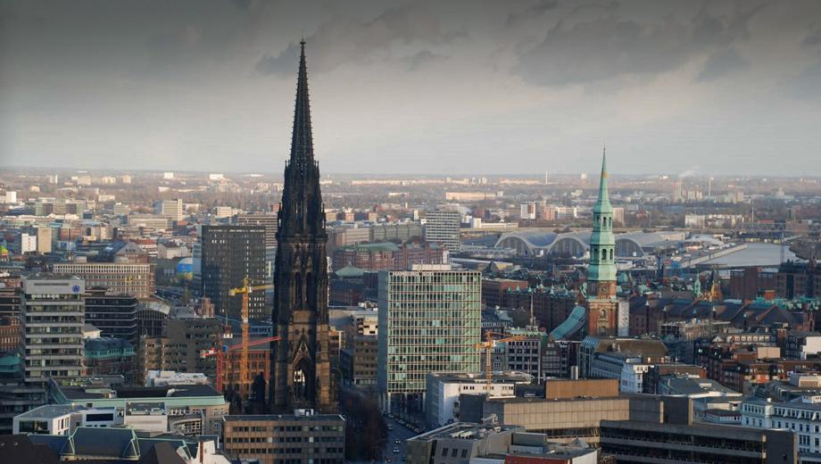 Власти решили освободить Гамбург от машин за 20 лет — ДРАЙВ