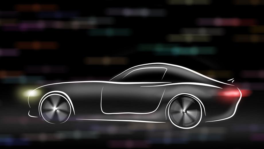 Mercedes amg gt. Те, кому довелось видеть автомобиль «живьём» и без камуфляжа, утверждают, что машина получилась настолько низкой, что на её боковине не нашлось места для ниспадающей выштамповки, которая стала в последнее время традиционной для автомобилей штутгартцев.
