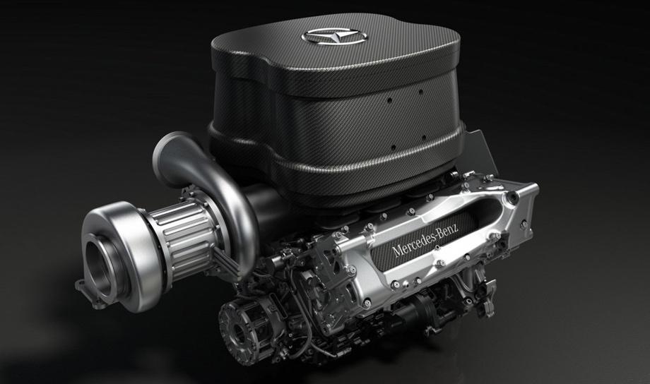 Турбореволюция! Как устроены моторы Формулы-1 2014 года
