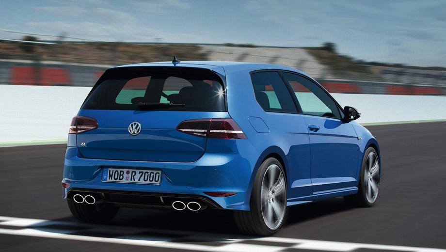Концепт Volkswagen Golf R Evo похудеет и накачается — ДРАЙВ