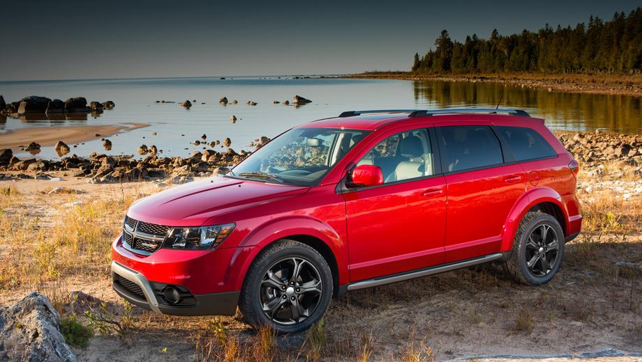 Dodge journey,Dodge journey crossroad. Официальный дебют Dodge Journey Crossroad справит в рамках мотор-шоу в Чикаго, которое распахнёт свои двери уже на следующей неделе.