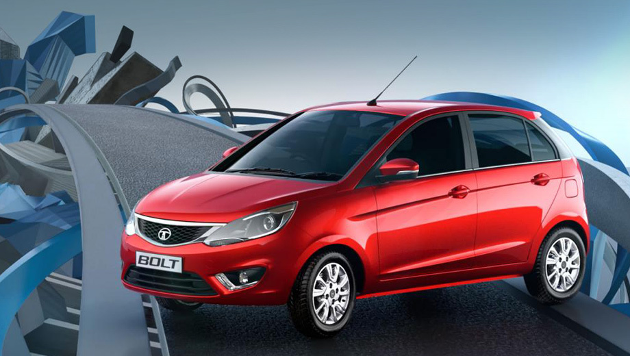 Tata bolt,Tata zest. Успехи у компании Tata в последнее время не очень. За последние девять месяцев 2013 года продажи просели аж на 37%. Положительный баланс достигается в основном за счёт хороших результатов подконтрольной индийцам компании Jaguar Land Rover.
