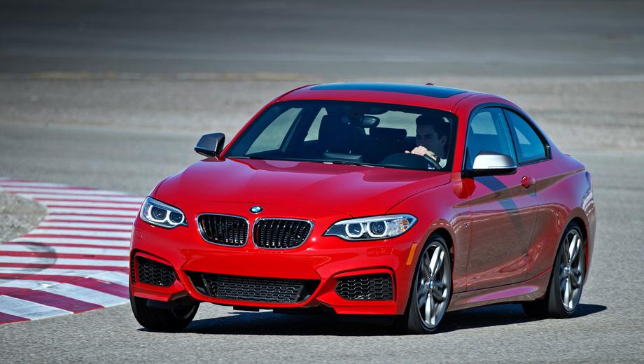 Bmw 2,Bmw m235i. Старт российских продаж намечен на март 2014 года. Сначала нам предложат версии BMW 220i (1 242 000 рублей), 220d (1 312 000) и M235i (1 868 000). К лету подоспеет BMW 228i с 245-сильным бензиновым турбомотором.