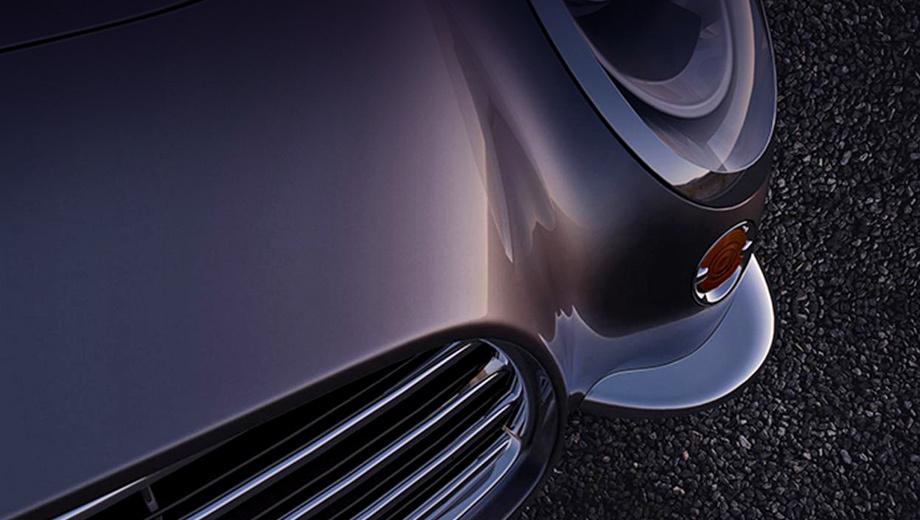 Aston martin db5. Первая модель фирмы David Brown Automotive сможет катапультироваться с места до сотни за 4,8 с и развивать до 250 км/ч. Такими же показателями может похвастаться Jaguar XKR, на базе которого и построена машина Дэвида Брауна.