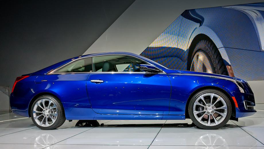 Cadillac ats,Cadillac escalade. Машины будут предлагаться как с задним, так и с полным приводом, получат автоматические и механические трансмиссии, самоблокирующийся дифференциал и амортизаторы Magnetic Ride.