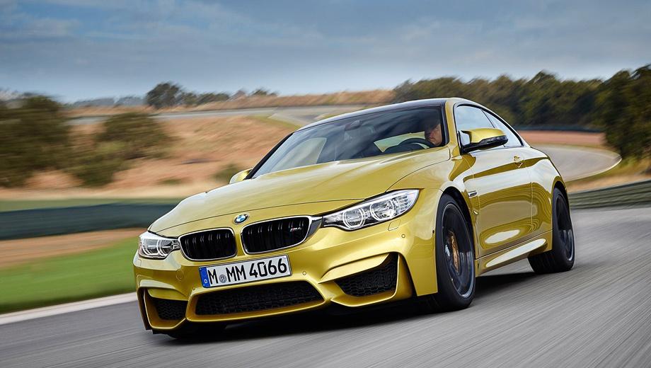 Модели BMW M3 и M4 оказались выгодным предложением — ДРАЙВ