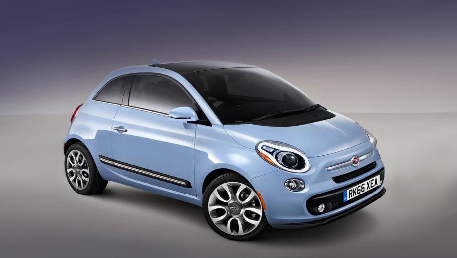 Fiat 500. Говорят, что автомобиль, изображённый на эскизах, действительно близок к тому, что мы увидим в металле. Судя по изображениям, хэтчбек получит более современные черты, при этом сохранив большинство фамильных особенностей, и останется узнаваемым.