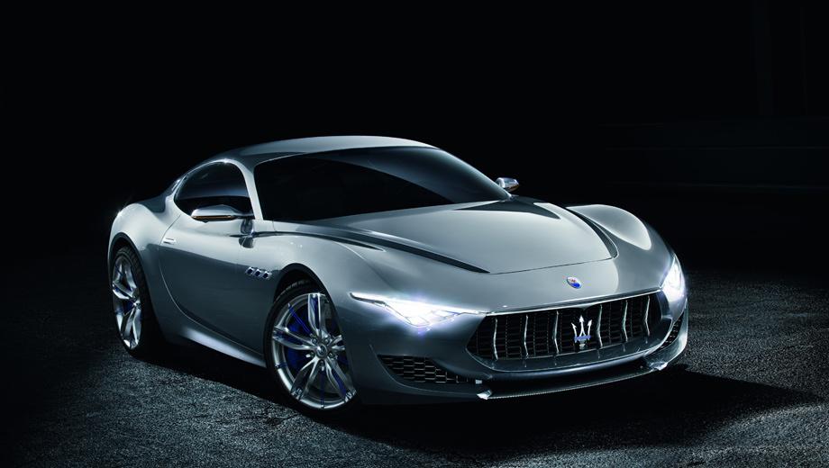 Maserati alfieri. Концепт назван именем одного из братьев Мазерати — Альфьери II, инженерного гения и главного локомотива в созданной братьями компании. Этим автомобилем концерн FIAT отметил столетний юбилей марки Maserati.