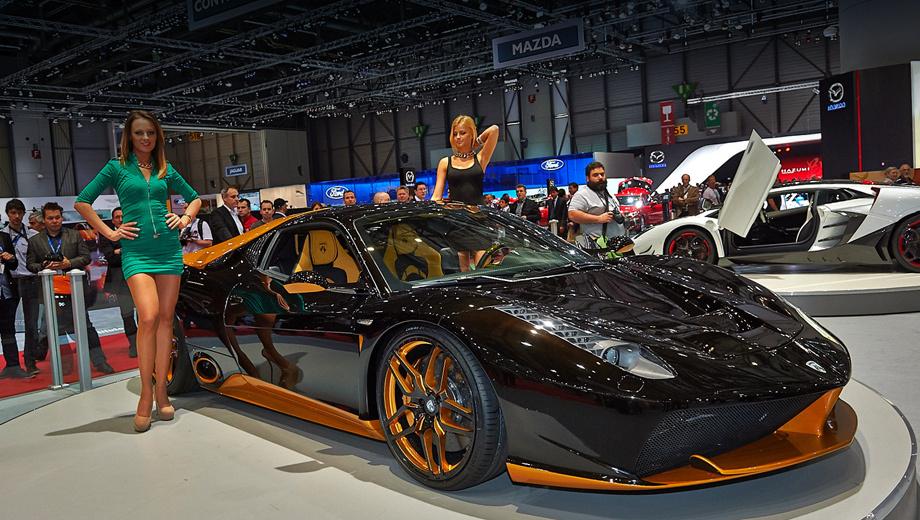 Ferrari 458 italia,Lamborghini aventador. Женевским автосалоном фирма Nimrod Performance не ограничится. В её планах посещение многих мотор-шоу 2014 года: Париж, Москва, Сингапур, Гонконг, Дубай и Абу-Даби.