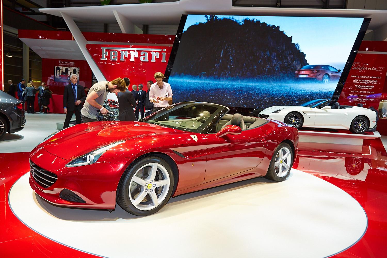 Ferrari показала вторую модель с турбонаддувом