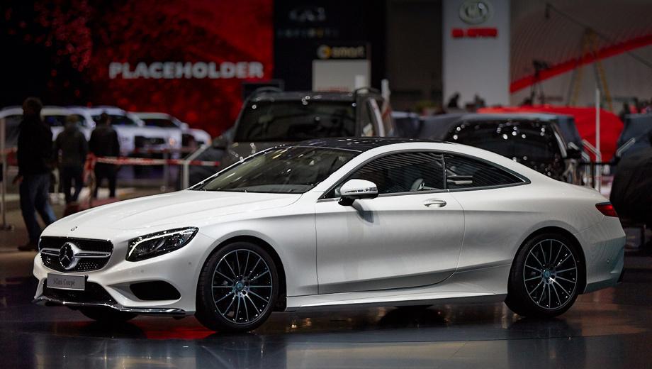 Mercedes s coupe,Mercedes s. В качестве опции купе S-класса будут доступны фары с кристаллами Swarovski — по 47 штук в каждой. Полоски диодов дневного света инкрустированы 17 стразами, а ещё 30 являются частью поворотников.