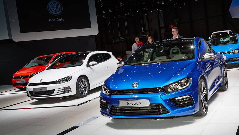 Хэтчбек Volkswagen Scirocco наконец-то дождался обновления — ДРАЙВ