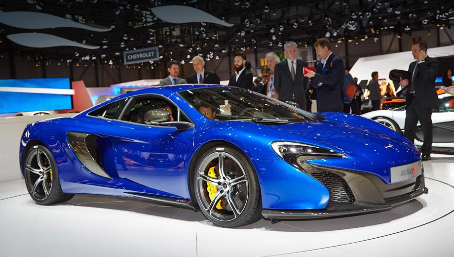 Купе McLaren 650S не заменит родственную модель 12С — ДРАЙВ