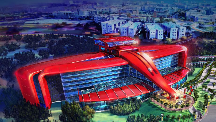 Ferrari не будет строить новый парк развлечений — ДРАЙВ