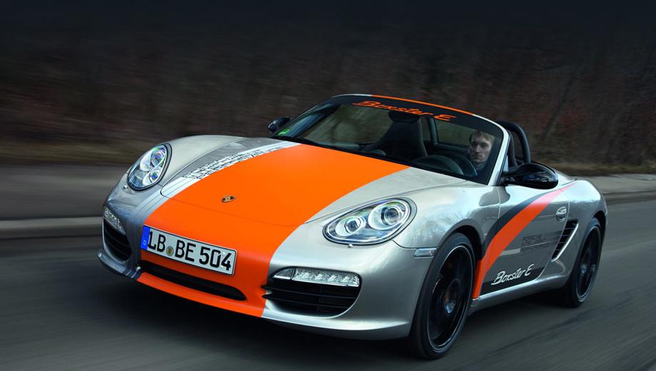 Глава Porsche проговорился о серийном электрокаре — ДРАЙВ