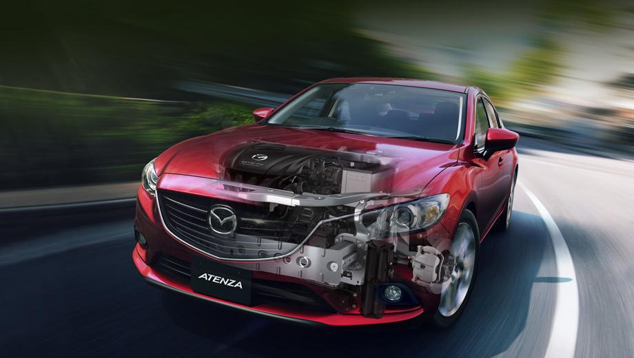 Mazda skyactiv. Первая информация о моторах Skyactiv (тогда ещё просто Sky) появилась в 2010 году. Сейчас скайактивные технологии — это и платформы, и силовая структура кузова, и двигатели, и коробки передач. Удивительно, но менее чем через четыре года японцы заговорили о новом витке развития: двигателях Skyactiv второго поколения.