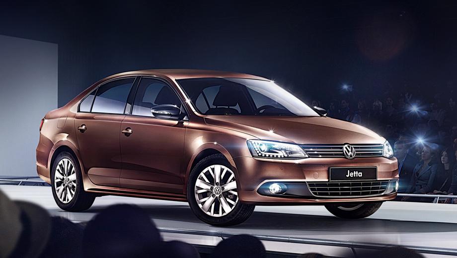 Volkswagen Passat и Jetta получили новое исполнение — ДРАЙВ