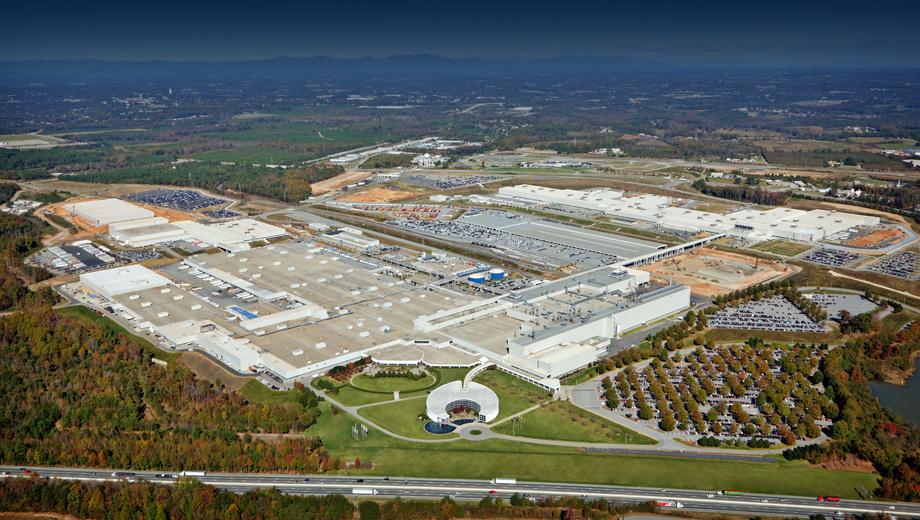 С выходом X7 завод в Спартанберге станет крупнейшим у BMW — ДРАЙВ