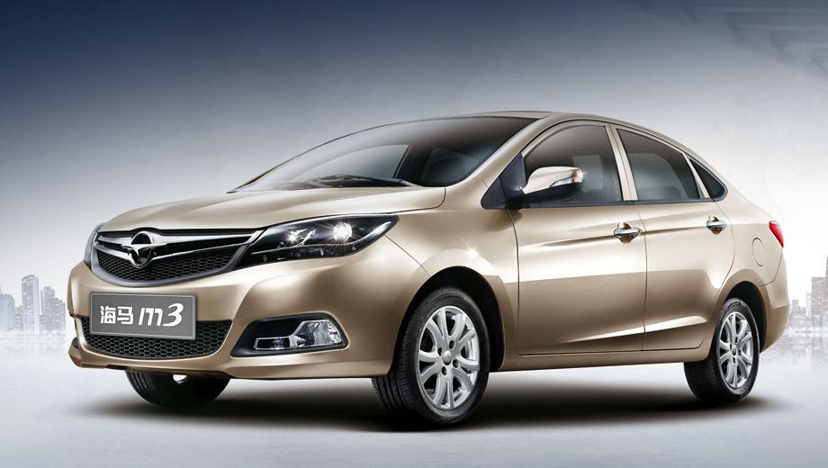 Haima m3. Китайцы упирают на то, что Haima M3 — автомобиль собственной разработки. Открестились от Мазды — получилась Toyota Corolla.