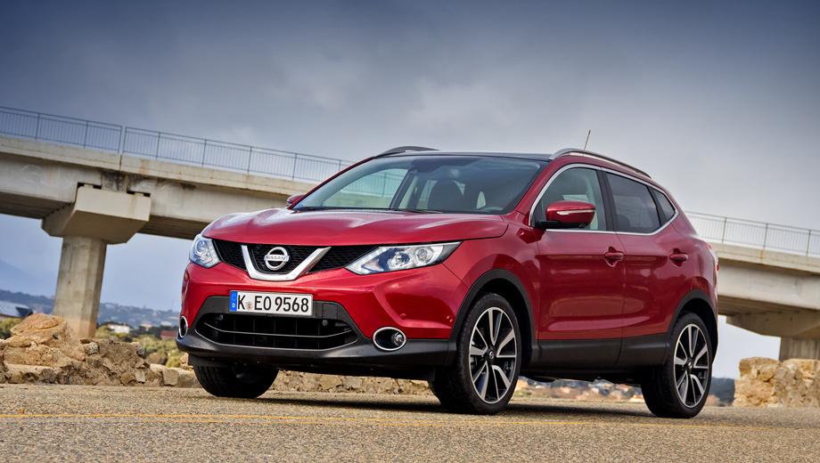 Цены на Nissan Qashqai поднялись, но остались привлекательными — ДРАЙВ