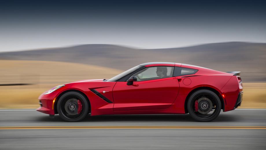 Chevrolet corvette. Corvette С7 вышел на просторы рынка с семиступенчатой «механикой», и почти сразу в гамму был добавлен шестиступенчатый «автомат». Но ещё до выхода Корвета седьмого поколения компания GM говорила о появлении совершенно новой восьмиступенчатой коробки передач собственной разработки. И теперь, мы видим, слово сдержала.