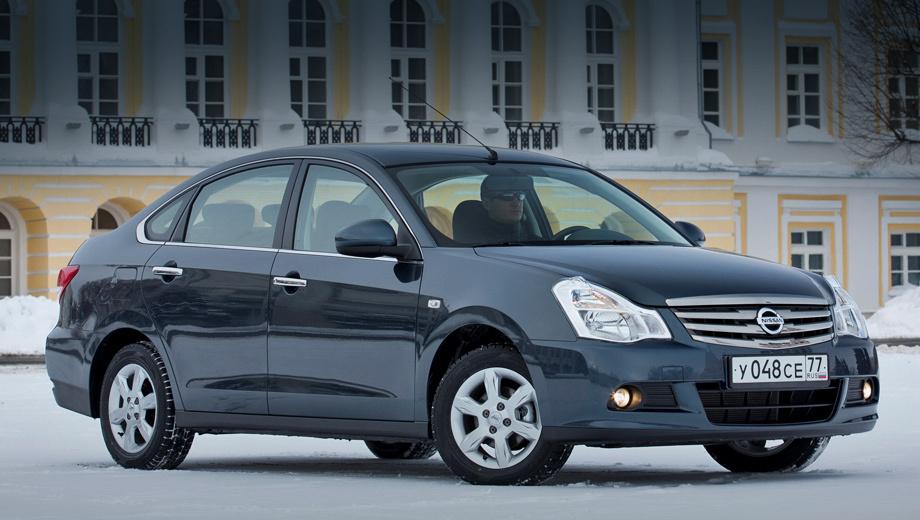 Nissan almera. Производство седана Nissan Almera на мощностях АвтоВАЗа вышло на запланированные объёмы. В первом квартале 2014 года выпущено более 13 тысяч автомобилей.