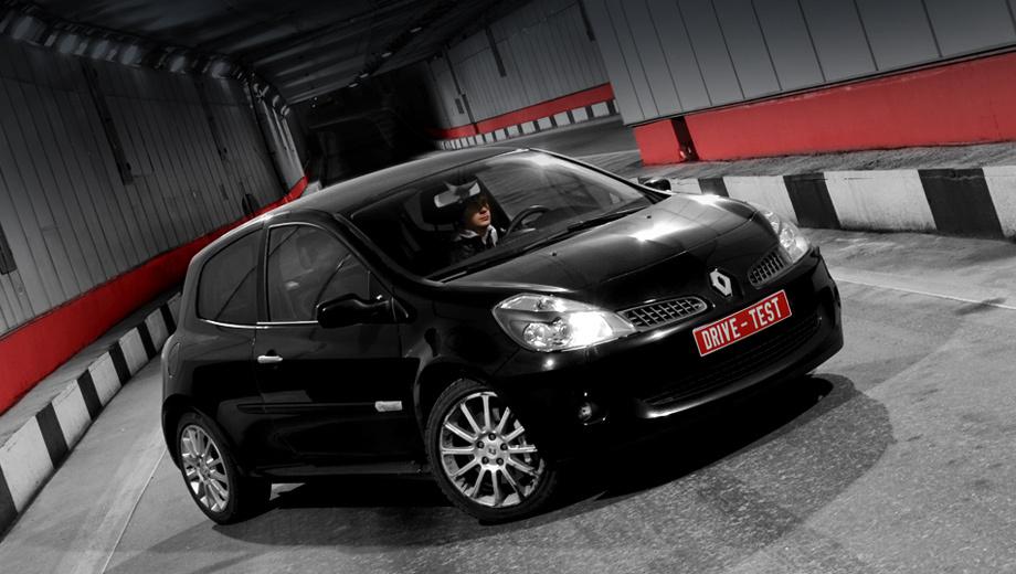 Renault clio rs. Clio RS — «пулялка» для отмороженных стритрейсеров или спортивный снаряд для любителей?