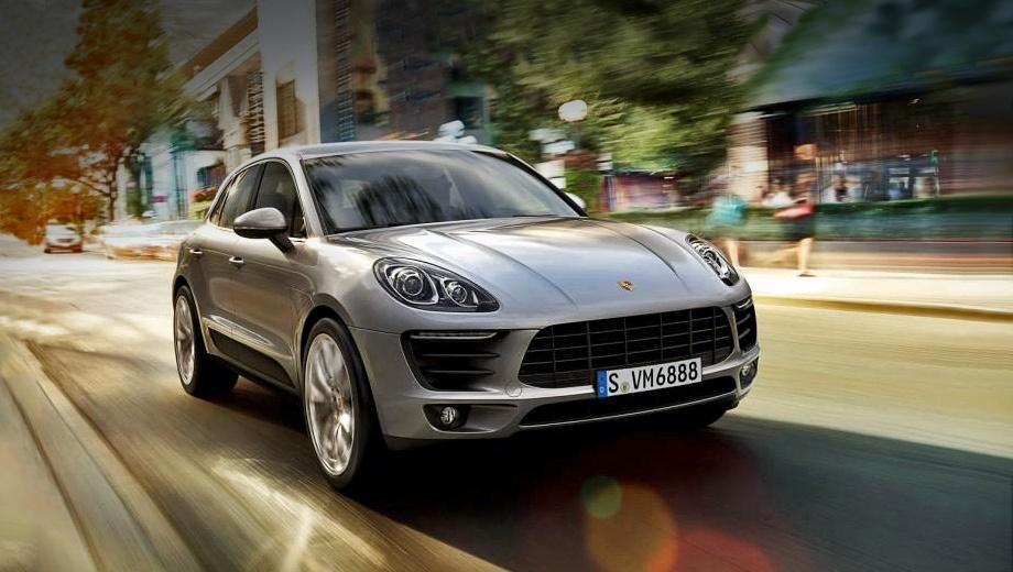 Porsche macan. С ноля до 100 км/ч 240-сильный Porsche Macan разгоняется за 6,9 с. Максимальная скорость — 223 км/ч.