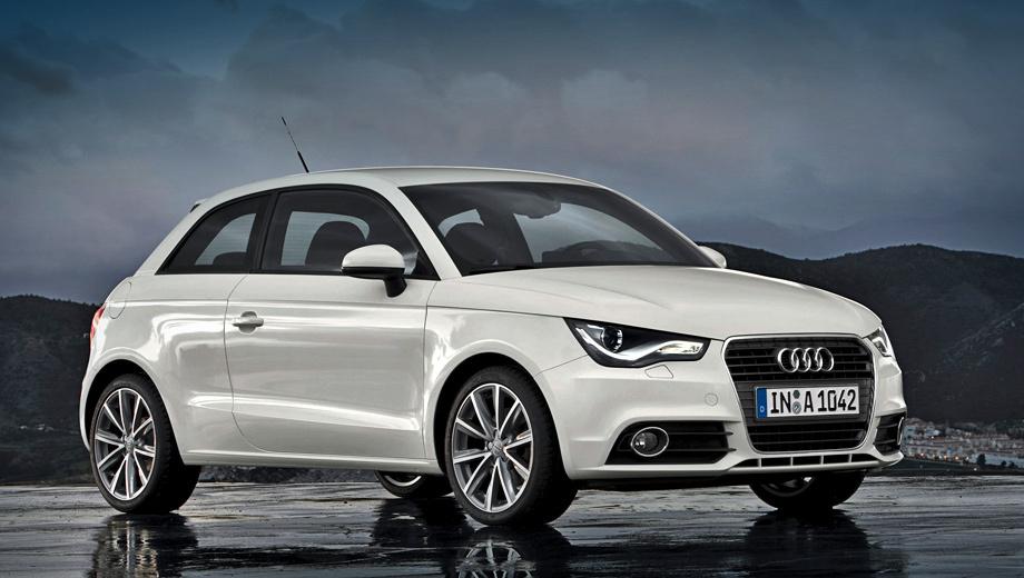 Audi a1,Audi a3. Трёхцилиндровым двигателем первым оснастят хэтчбек Audi A1. Инсайдеры предполагают, что это случится к концу года.
