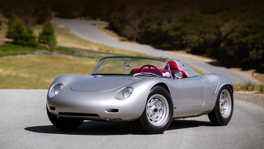 Porsche 718. Вдохновение создатели новинки черпают в победителе гонки Тарга Флорио 1960-го — Porsche 718 RS 60 Spyder. В том же году 718-й оказался лучшим в гонке «12 часов Себринга», и на нём же в 1960-м был выигран европейский чемпионат по подъёму на холм. Вариации 718-го неплохо выступали и в Ле-Мане.