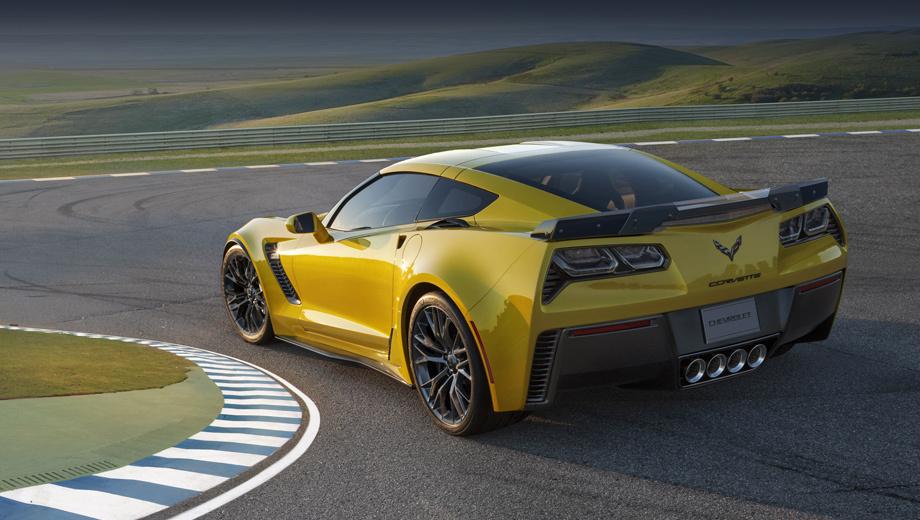 Chevrolet corvette,Chevrolet corvette z06. Предыдущий Z06 набирал первую сотню за 3,5 с. Новый (на фото), по идее, должен приблизиться к трём секундам. Но пока американцы сохраняют интригу.