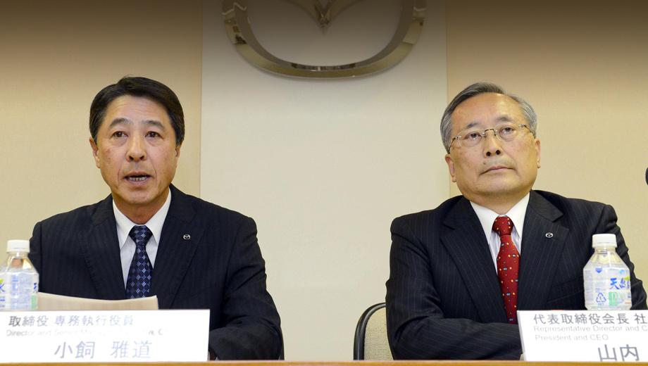 Mazda cx-3,Mazda 1. Когда говорит новый президент, старый молчит.