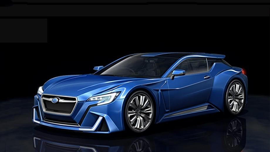 Subaru svx alcyone,Subaru svx. Журналисты издания Motoring говорят, что нарисовали эту иллюстрацию на основе полученных от инсайдеров эскизов. Нам кажется, рендер имеет мало общего с реальностью как стилистически, так и технически. Вопросы вызывают и дизайнерские  излишества, и особенности компоновки.