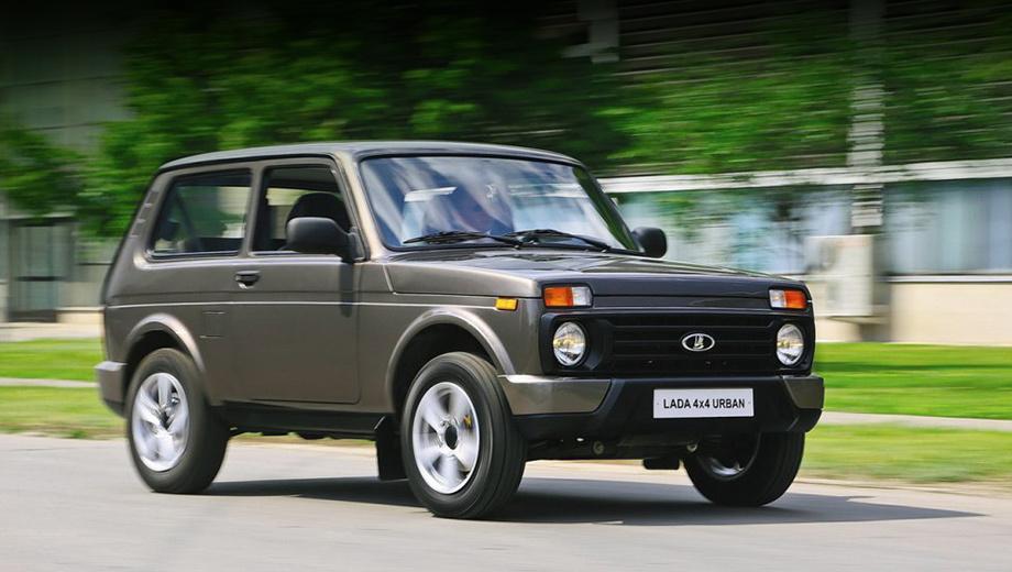 Lada 4x4. Производство модификации Urban должно начаться в октябре. Вероятнее всего, цены на неё объявят в августе на Московском мотор-шоу.
