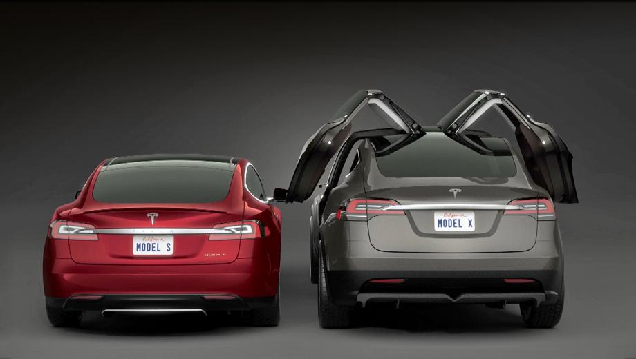 Tesla model 3. Tesla в очередной раз подтвердила, что третья модель встанет между имеющимися S и X через пару лет: будет представлена в 2016 году и поступит в продажу к 2017-му по цене около $35 тысяч.