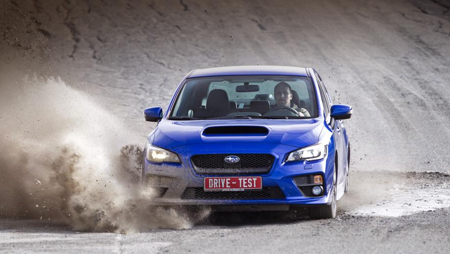 Subaru wrx. Линейка Subaru насчитывает две боевые единицы: WRX и WRX STi. На четвёртом витке эволюции отрыв между топ-моделями сократился до минимума, однако в табели о рангах расклад прежний: WRX — для любителей быстрой езды, WRX STi — для тех, кому этого мало.