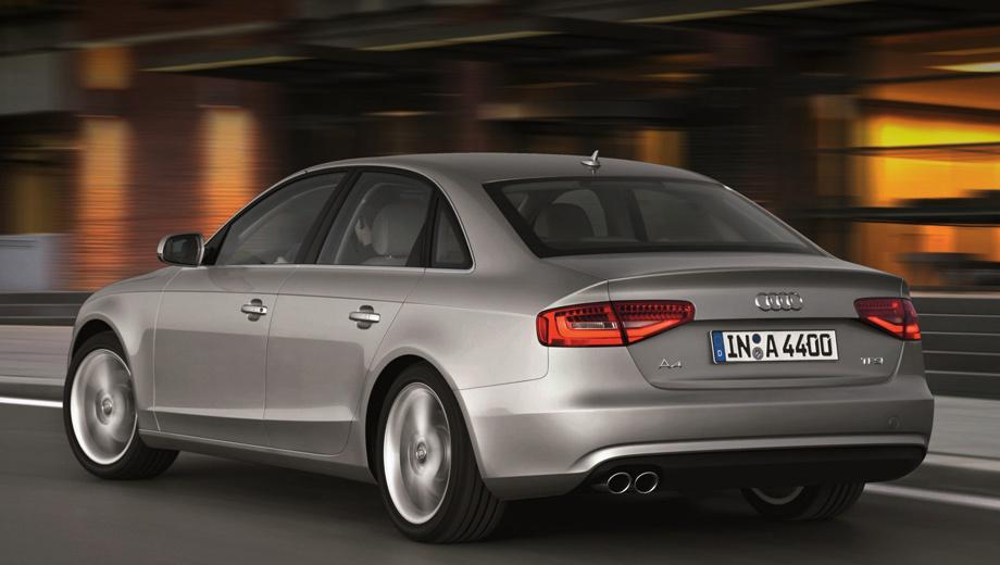Audi перестанет устанавливать вариаторы на свои модели — ДРАЙВ