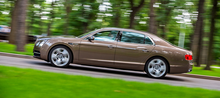 bentley flying spur хорош