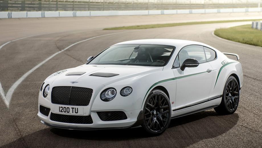 Шеф Bentley задумался о заднеприводном спорткупе — ДРАЙВ