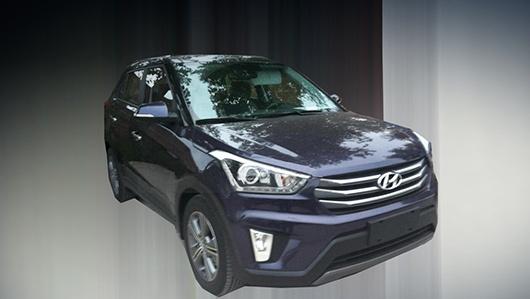 Hyundai ix25,Kia niro. По неофициальным данным, длина машины — 4270 мм, ширина — 1780, высота —  1622 мм. Колёсная база — 2590 мм.