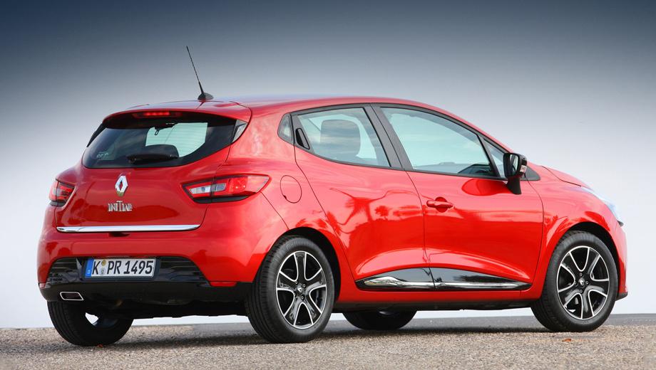 Первым в премиальной линейке Renault станет хэтч Clio — ДРАЙВ