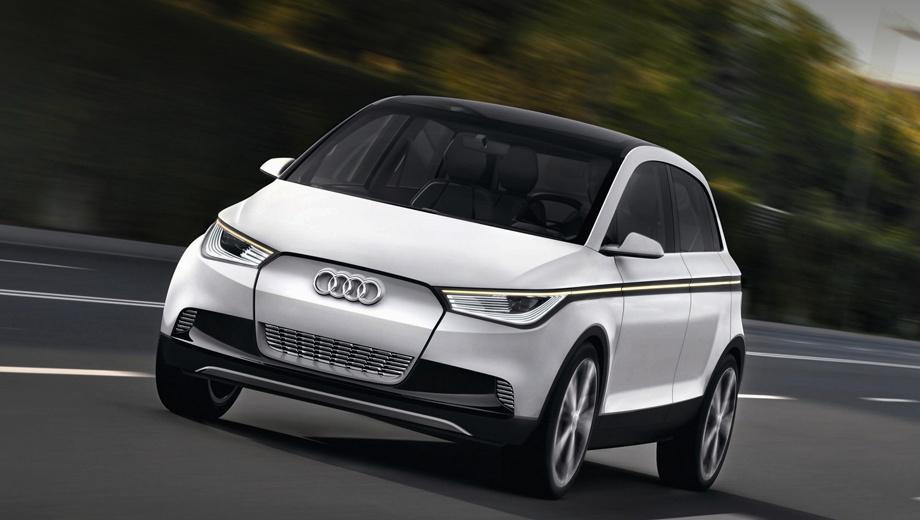 Audi a2,Audi a2q,Audi q6,Audi a3 e-tron. Электрический концепт A2 2011 года — первая попытка вернуть имя A2 в строй. Правда, намеченные было планы по созданию серийной версии в 2012-м были зарублены: проект посчитали экономически нецелесообразным. Теперь, похоже, ситуация поменялась.