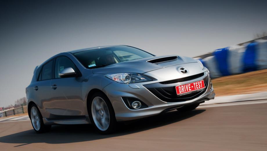 Mazda 3 mps. Сегодня к Мазде 3 MPS не подступиться без 1,1 миллиона рублей, а раньше хватало 800 тысяч. Оттого MPS — редкость на улицах. Хотя за эти деньги нет ничего столь же быстрого и отлично оснащённого.