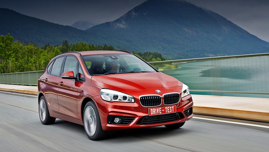 Bmw 2,Bmw 2 active tourer. Компактвэн или универсал? Несмотря на ярко выраженную линию капота, специалисты BMW называют Active Tourer однообъёмником и советуют получше изучить пассажирские места и багажник. Там много интересного!
