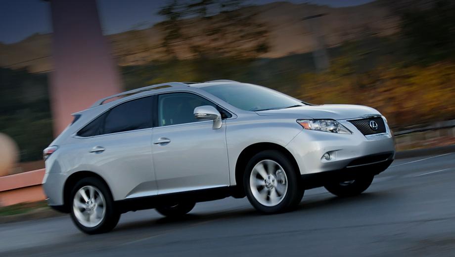 Lexus rx. Самые привлекательные черты характера новый RX обнажает на ходу. За рулём вам решительно всё равно, как Lexus выглядит.