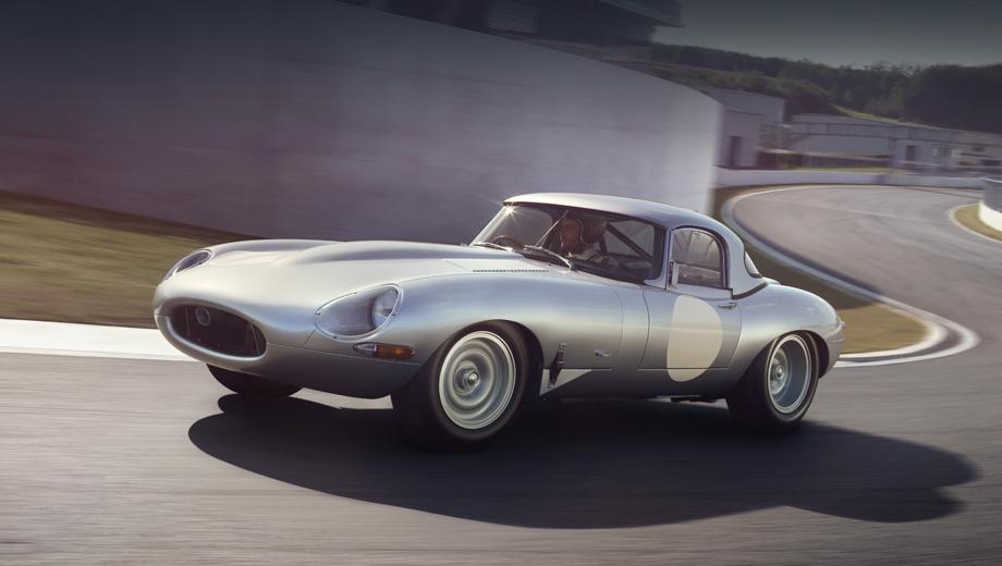 Jaguar e-type. Для шести товарных «старых-новых» родстеров Lightweight E-type будут использованы зарезервированные ещё в 1960-х, но не использованные компанией номера шасси. А пока британцы построили тестовый прототип Car Zero, не предназначенный для продажи.