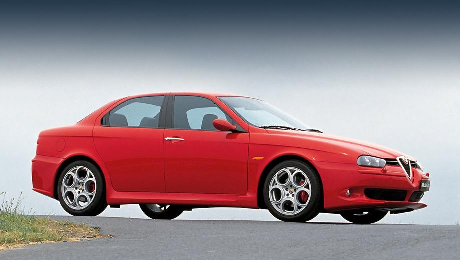 Alfaromeo giulia,Alfaromeo giulia gta. Предшественником Джулии GTA является седан 156 GTA (2002–2005 гг.). Это мотор V6 3.2 (250 л.с. 300 Н•м), пара шестиступенчатых коробок на выбор («механика» и «робот» Selespeed), заниженная жёсткая подвеска, тормоза Brembo, обострённое рулевое управление (1,7 оборота от упора до упора). Разгон с нуля до сотни за 6,3 с, максималка — 250 км/ч.