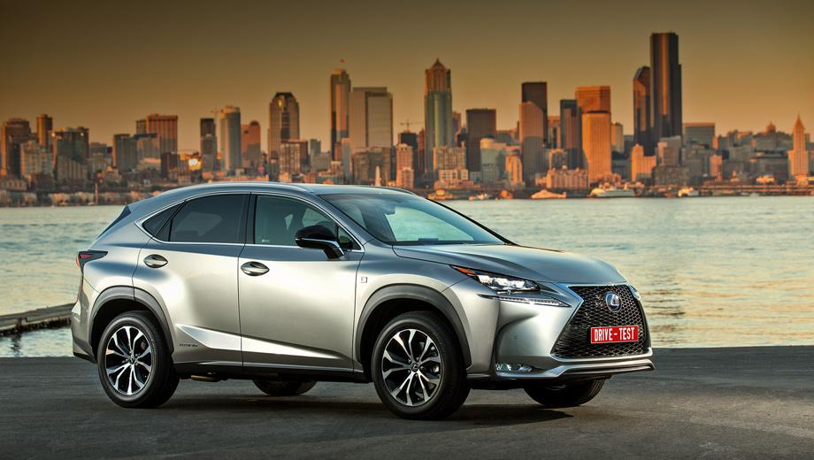 Lexus nx. Только в России и Китае Lexus NX будет представлен с тремя разными двигателями на выбор. Цены объявили на Московском автосалоне — от 1 448 000 до 2 497 000 рублей. Приём заказов открыт.