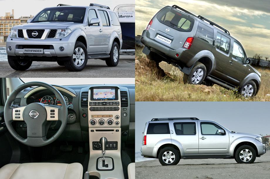 "Обзор Nissan Pathfinder: ""японец"" с испанским акцентом"
