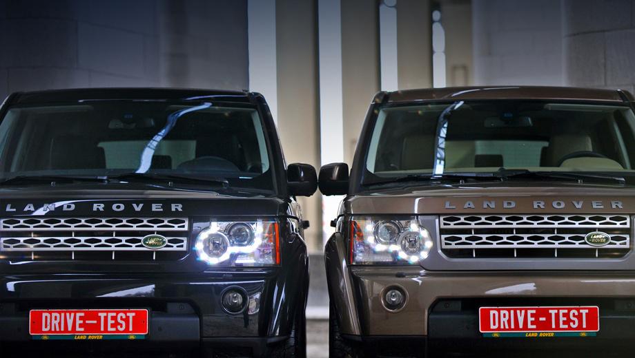 Landrover discovery. Land Rover Discovery 4 стал более цифровым. Англичане признают, что покупатели Disco всё реже съезжают с асфальта.